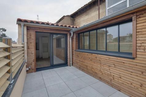 Créer des espaces extérieurs Après
