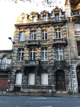 Restauration de façade Avant