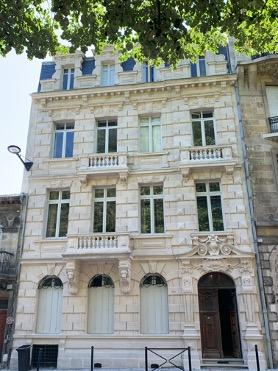 Restauration de façade Après