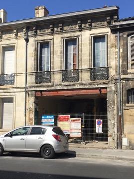 Restructuration d'Immeuble en Pierre Avant